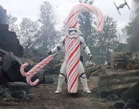 CANE WARS: The Candy Awakens