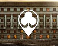 """Сlub-type house """"PRIORITY"""" branding"""