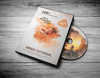 DVD Cover Design in Photoshop