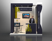 Mountain View Booth