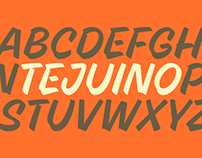 Tejuino | Typeface