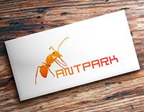Animated Logo for IT company ANTpark