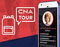 APP: CNA TOUR