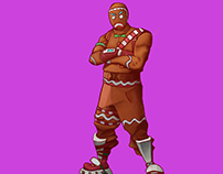 Merry Marauder Skin (Fortnite)