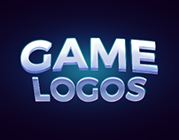 Misc. Game Logos & Type