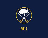 2017 Sabres Logos