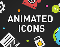 Animated Icons   Free Download