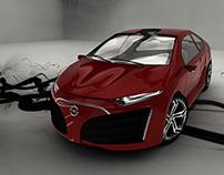 Opel Ampera 2020 concept