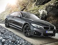 BMW M4 CGI 3D