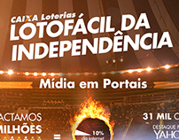 [Infographic] CAIXA Loterias