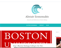 Top 3 Marine Biology Colleges - Alistair Economakis