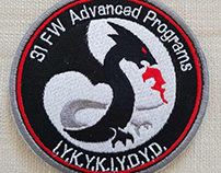 31st Fighter Wing Advanced Programs Patch