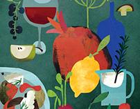 в книгу про шеф-поваров и их секреты