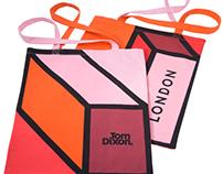 Tom Dixon Tote Bags