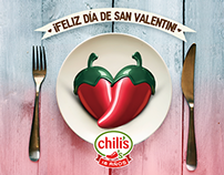 Chili's San valentin