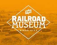 Railroad Museum of Sioux City - Logo
