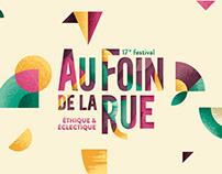 Au Foin de la Rue 2016