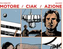 MOTORE/CIAK/AZIONE