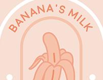 Banana´s Milk
