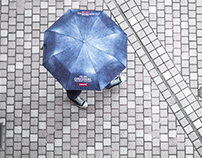 LEVI'S® HONG KONG GWP UMBRELLA PRODUCT PHOTOGRAPHY