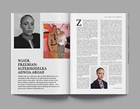 FahionTv Magazine | magazine design