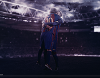 Messi And Neymar Wallpaper 2017