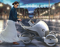 Strollever : The future of baby carriage