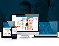 Medical client web page