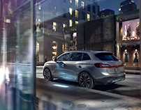 LINCOLN MKX | | Full CGI (Car + Location)