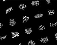 Lettering Logos / 1