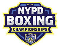NYPD Boxing Championships logo designs