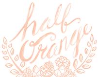 Half Orange Photography
