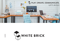 White Brick Creative Studio Branding