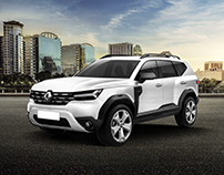 Renault Grand Duster 2023