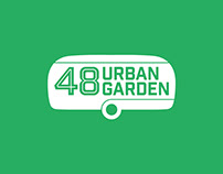 48 Urban Garden Website