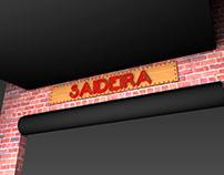 """Vinheta: Saidera, do programa """"The Noite"""""""
