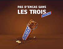 Snickers | concept, print