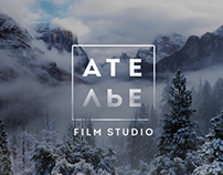 ATELIER FILM STUDIO logo&website