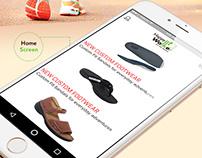 Shoe Sole App