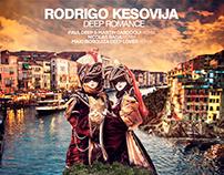 Deep Romance Cover Design