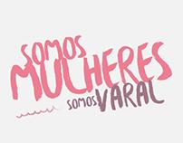 Campanha Somos Mulheres / Lojas Varal