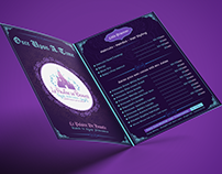 Once Upon A Time - Menu