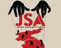 JSA: Joint Security Area [movie poster]