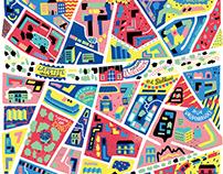 Antoine Corbineau - Festival Posters