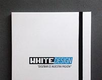 Libretas WhiteDesign