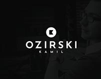 Ozirski Kamil - personal branding