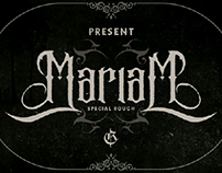 the Mariam story (special rough)