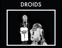 DROIDS /// GLAXY ROCK