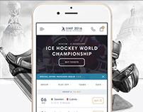 Ice Hockey World Championship 2016 [Mobile ver.]