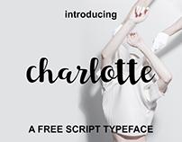 Charlotte - Free Font